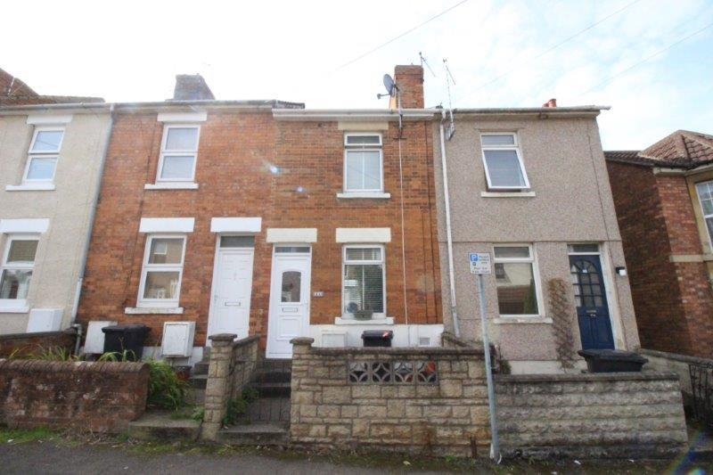 2 Bedrooms Terraced House for sale in Exmouth Street, Swindon